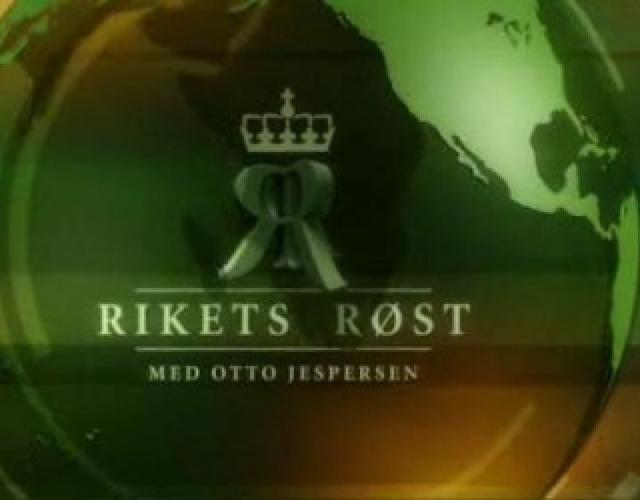 Rikets Røst next episode air date poster