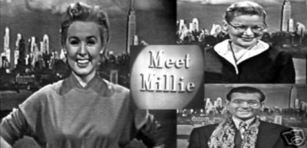 Meet Millie next episode air date poster