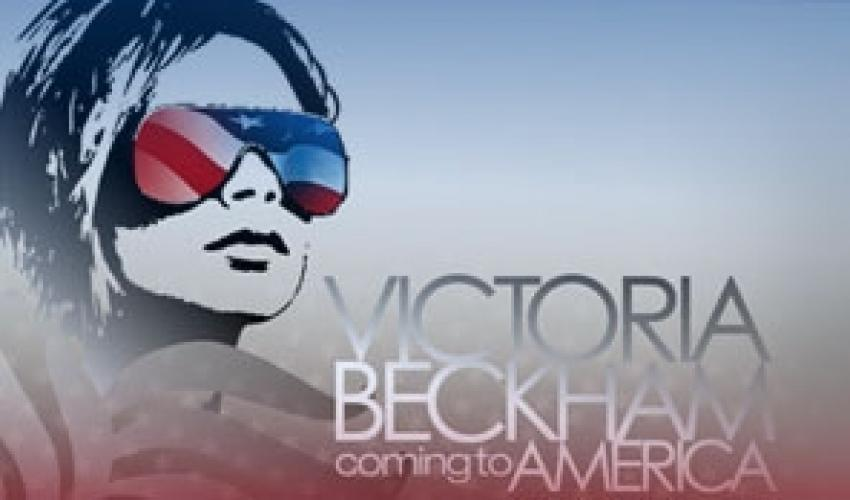 Victoria Beckham: Coming to America next episode air date poster