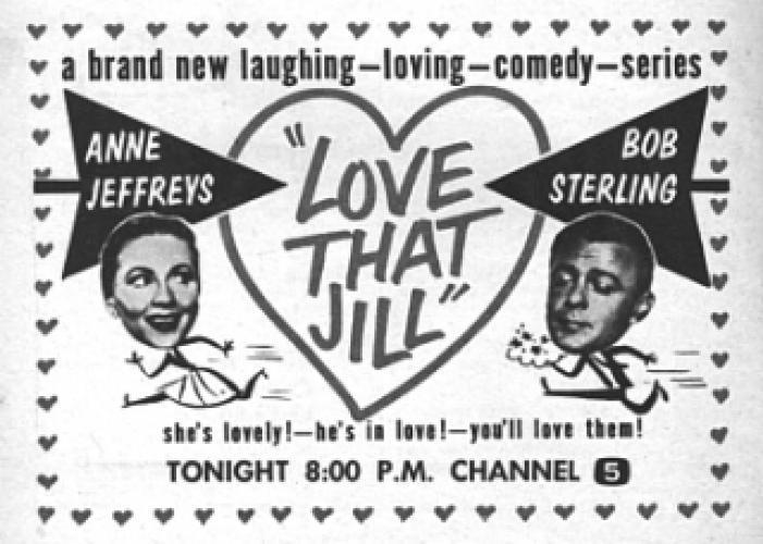 Love That Jill next episode air date poster