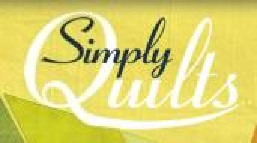 Simply Quilts next episode air date poster