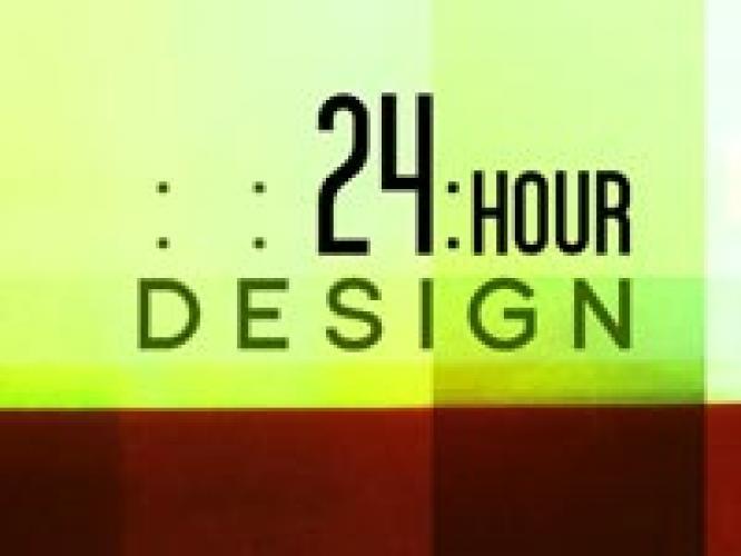 24 Hour Design next episode air date poster