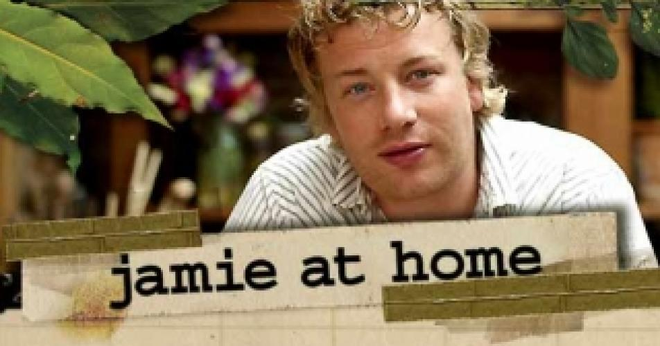 Jamie At Home next episode air date poster