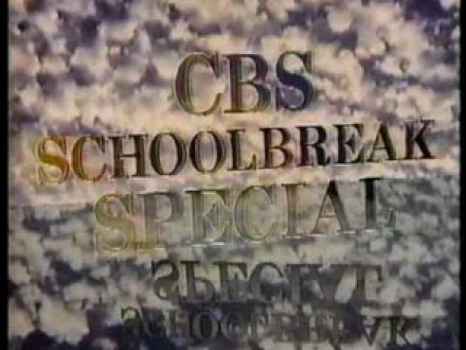 CBS Schoolbreak Special next episode air date poster