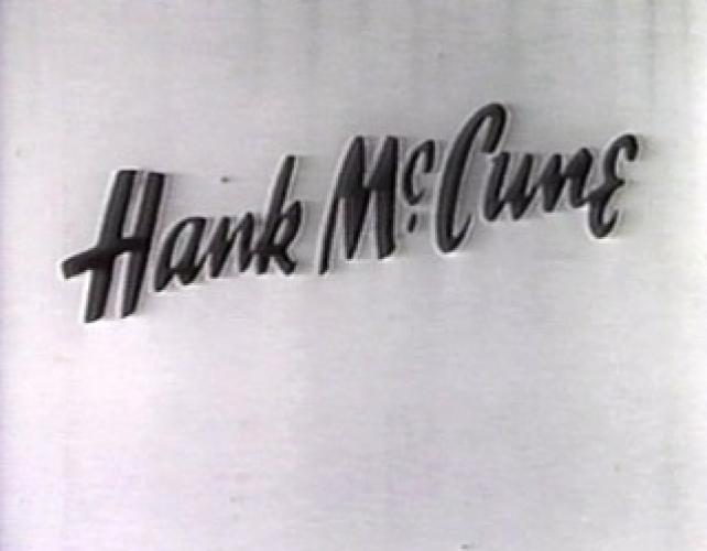The Hank McCune Show next episode air date poster