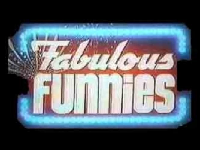 Fabulous Funnies next episode air date poster