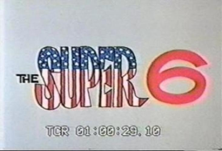 The Super 6 next episode air date poster
