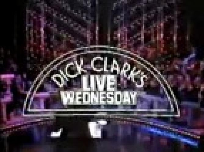 Dick Clark's Live Wednesday next episode air date poster
