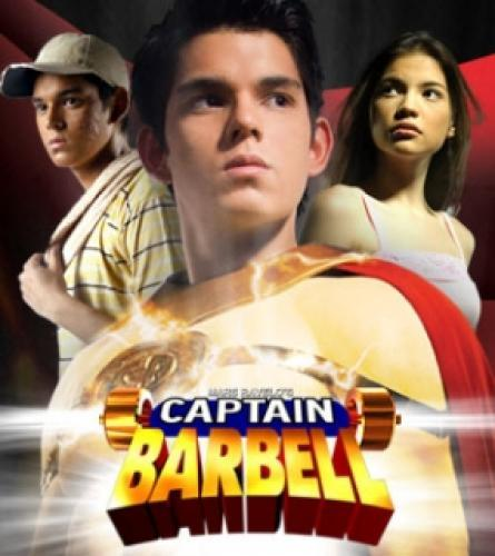 Captain Barbell next episode air date poster