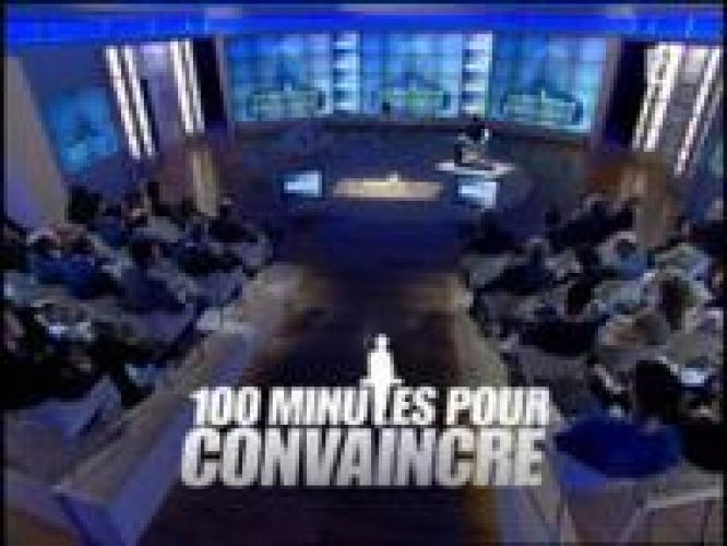 100 minutes pour convaincre next episode air date poster
