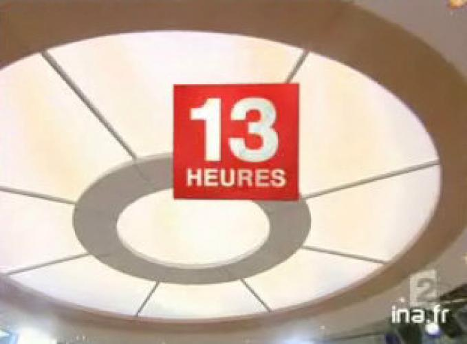 13 heures le journal next episode air date poster