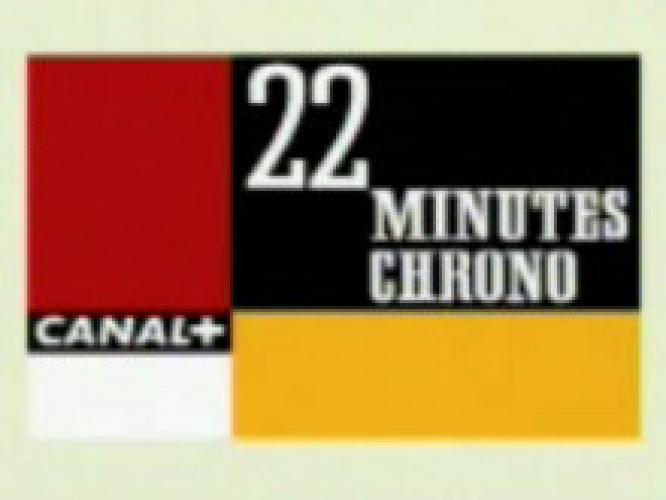22 minutes chrono next episode air date poster