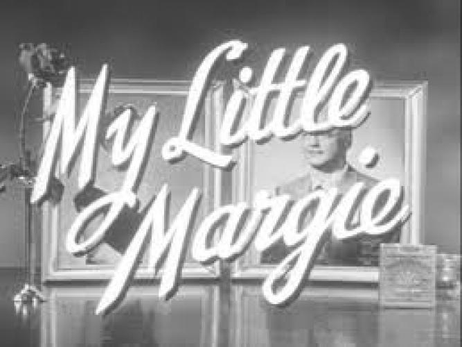 My Little Margie next episode air date poster