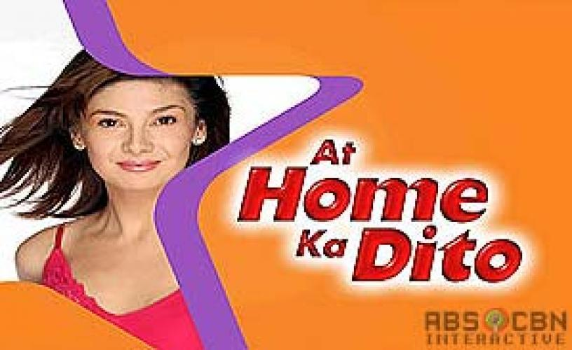 At Home Ka Dito next episode air date poster