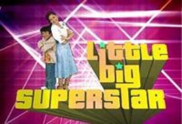 Little Big Superstar next episode air date poster