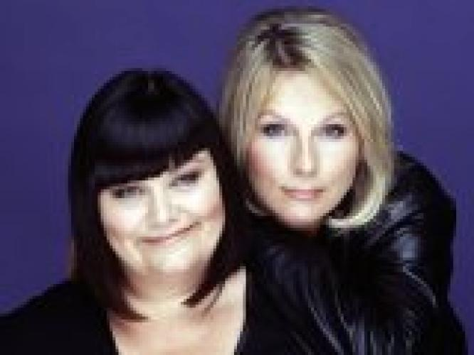 French and Saunders next episode air date poster