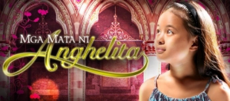 Mga Mata ni Anghelita next episode air date poster