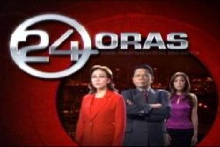 24 Oras next episode air date poster