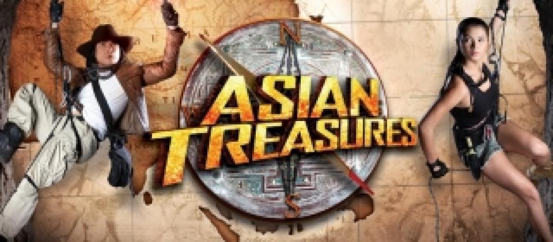 Asian Treasures next episode air date poster