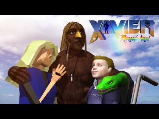 Xavier: Renegade Angel next episode air date poster