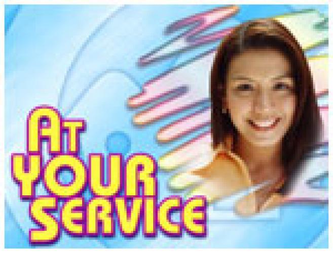 At Your Service next episode air date poster