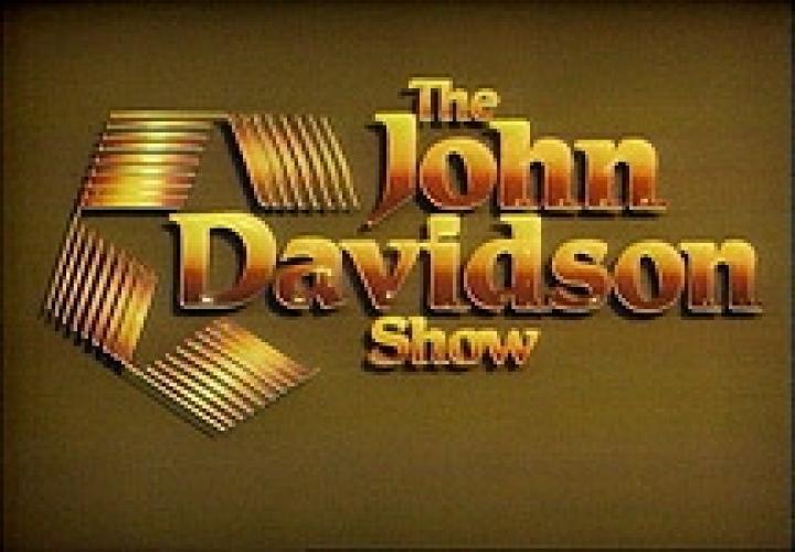 The John Davidson Show next episode air date poster