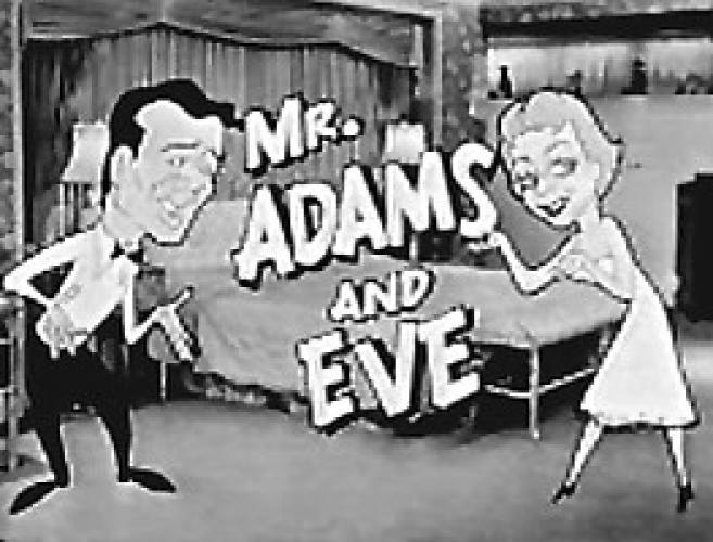 Mr. Adams and Eve next episode air date poster