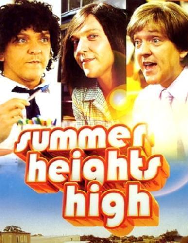Summer Heights High next episode air date poster