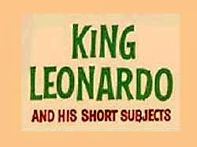 King Leonardo and His Short Subjects next episode air date poster