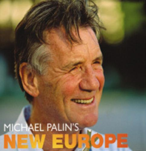 Michael Palin's New Europe next episode air date poster