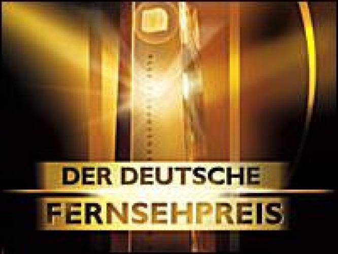 Der Deutsche Fernsehpreis next episode air date poster
