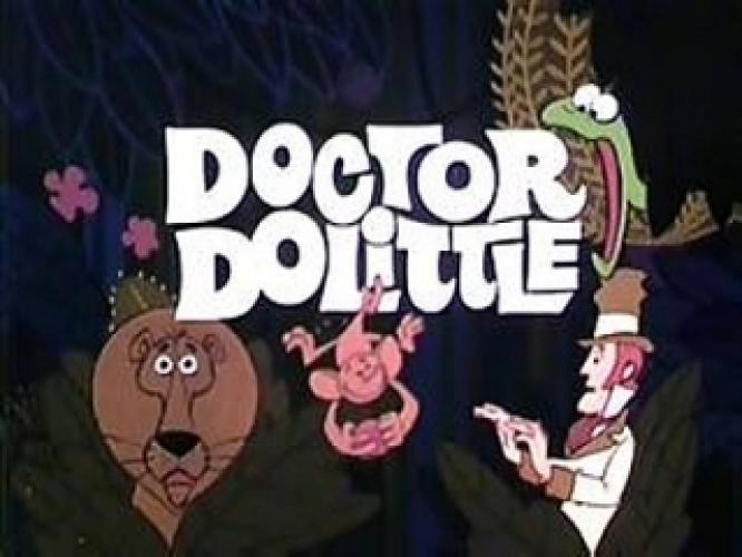 Doctor Doolittle next episode air date poster