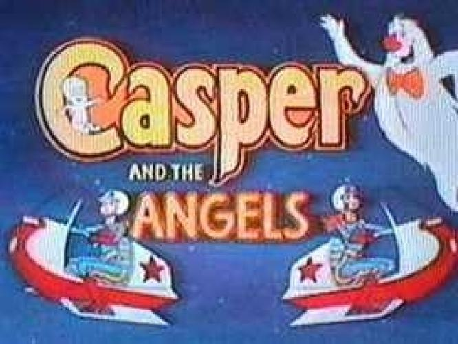 Casper and the Angels next episode air date poster
