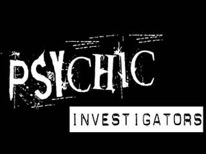 Psychic Investigators next episode air date poster