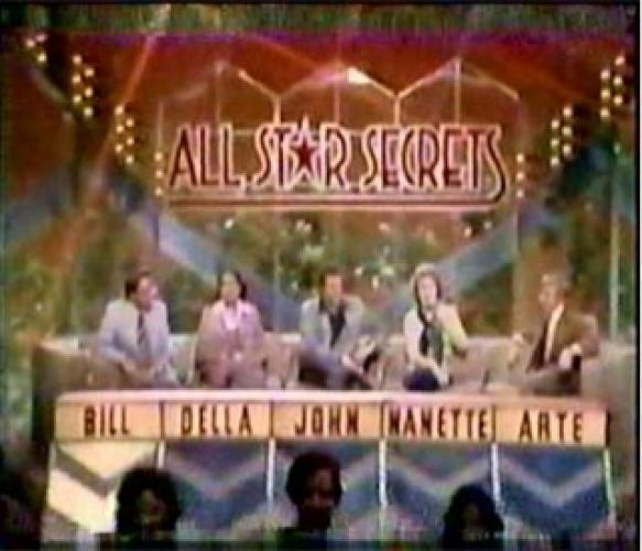 All Star Secrets (US) next episode air date poster