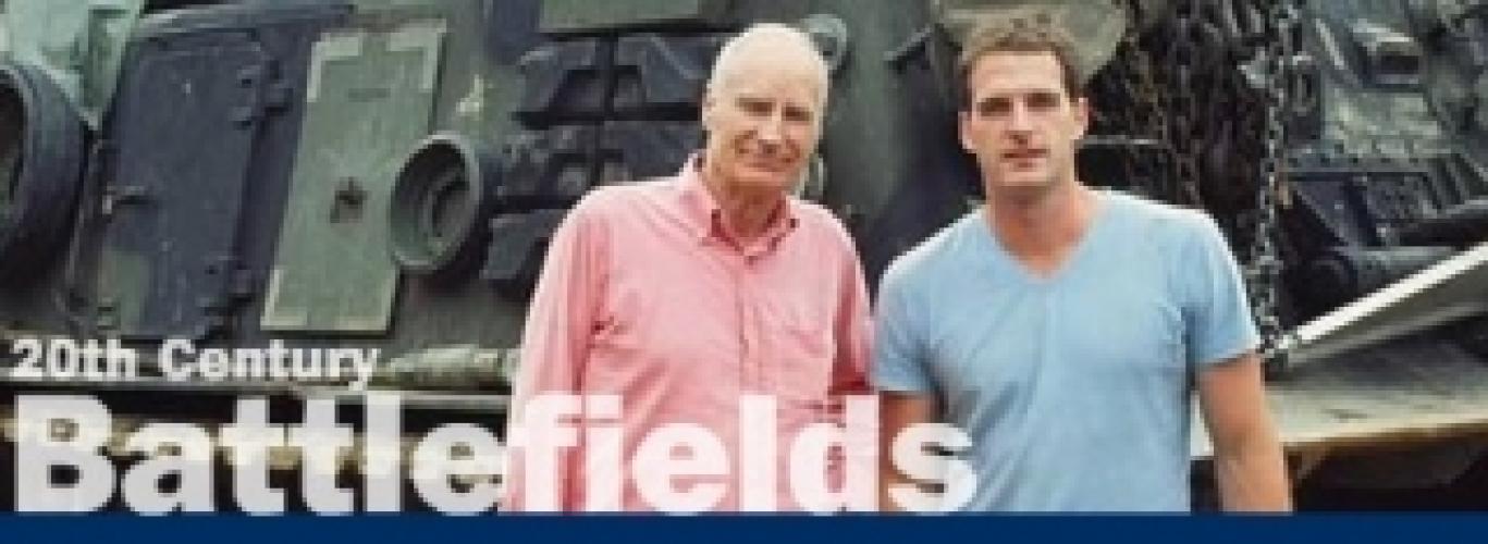 20th Century Battlefields next episode air date poster