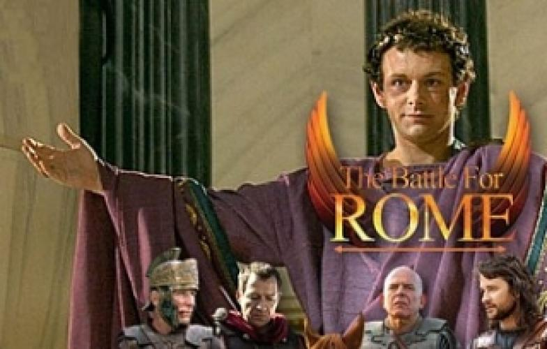 The Battle for Rome next episode air date poster
