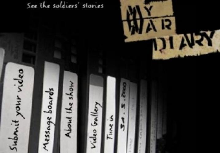 My War Diary next episode air date poster