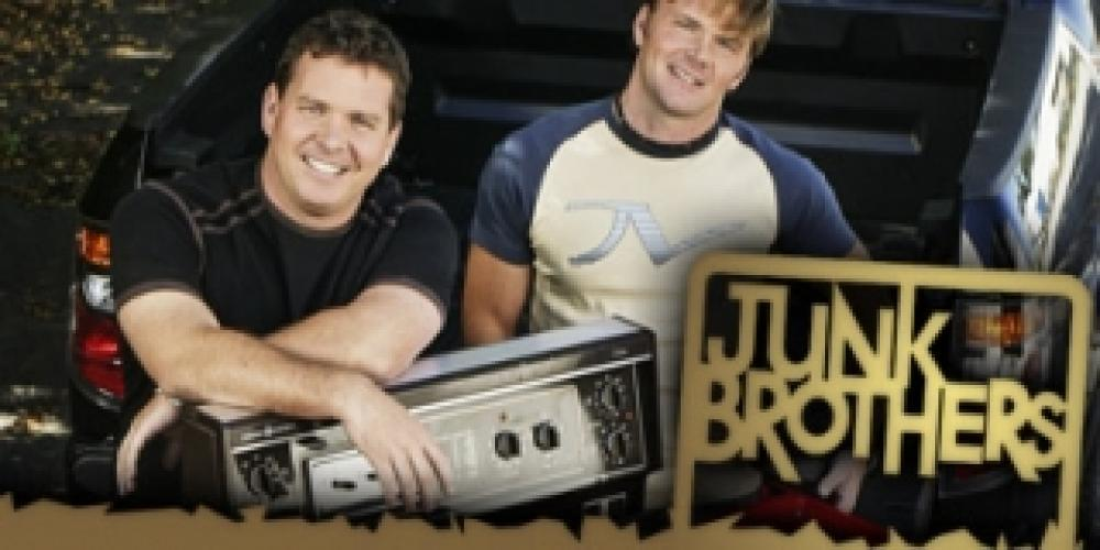Junk Brothers next episode air date poster