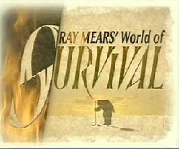 Ray Mears's World of Survival next episode air date poster
