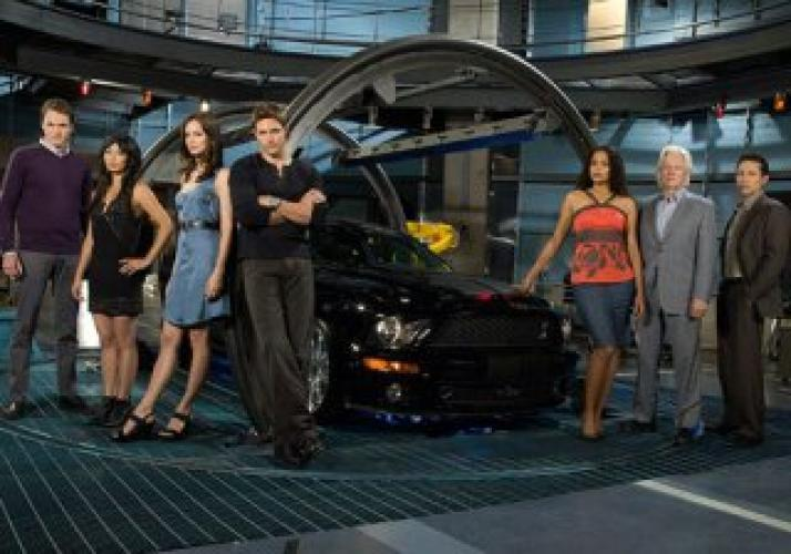 Knight Rider (2008) next episode air date poster