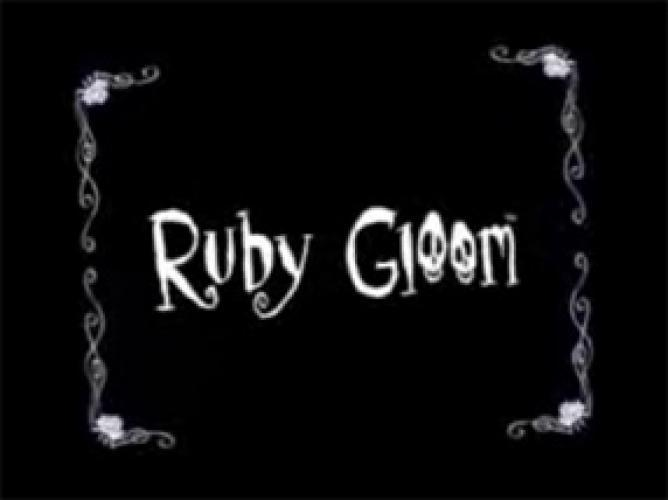 Ruby Gloom next episode air date poster