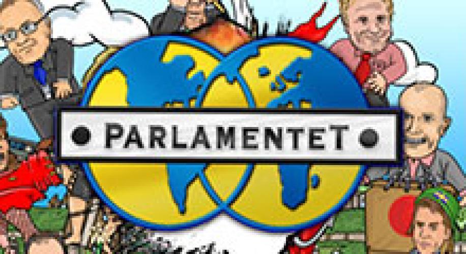 Parlamentet next episode air date poster