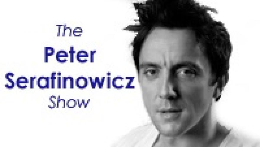 The Peter Serafinowicz Show next episode air date poster