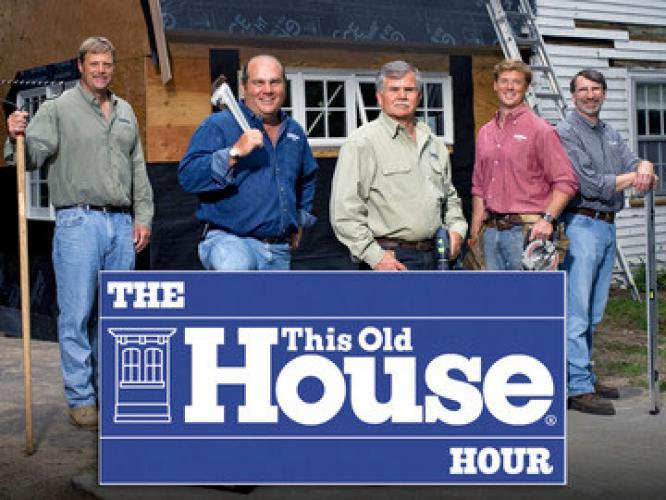 The This Old House Hour next episode air date poster