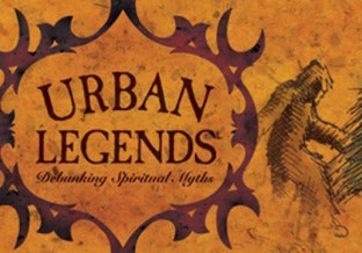 Urban Legends next episode air date poster