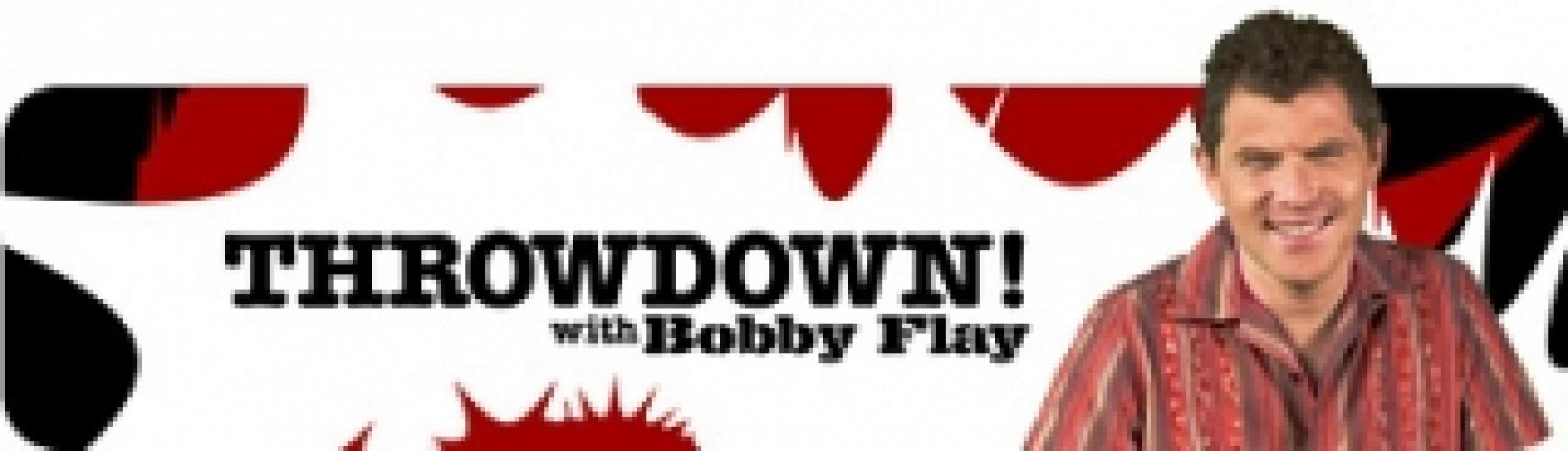 Throwdown with Bobby Flay next episode air date poster