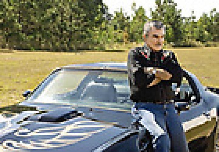 Celebrity Rides: Burt Builds a Bandit next episode air date poster