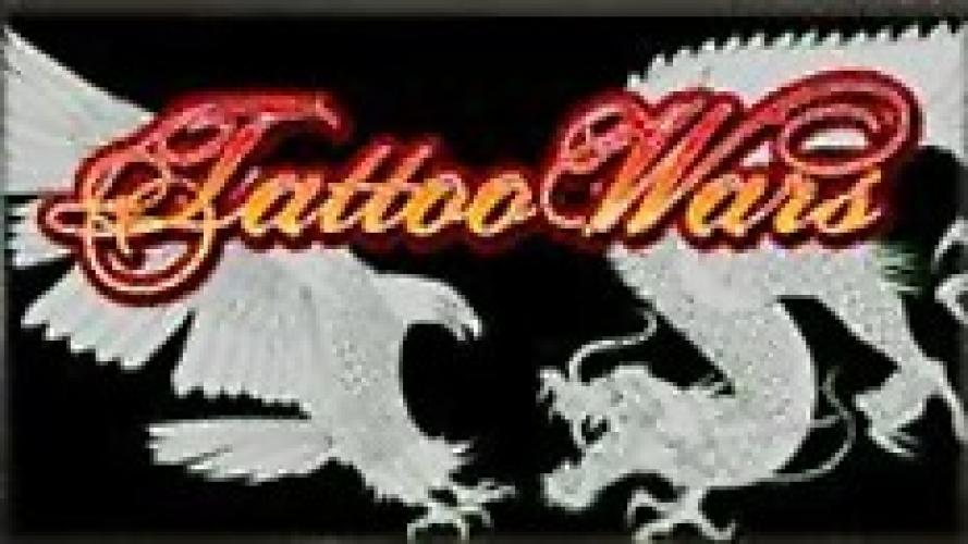 Tattoo Wars next episode air date poster