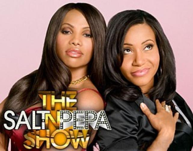 The Salt-n-Pepa Show next episode air date poster